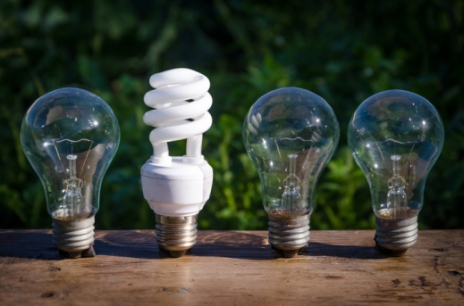 concept of innovation. Green energy
